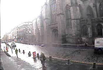Pub edinburgh royal mile webcam